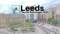 Leeds tourist scavenger hunt