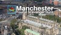 Manchester tourist scavenger hunt