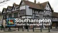 Southampton tourist scavenger hunt